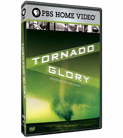 Tornado Glory PBS DVD
