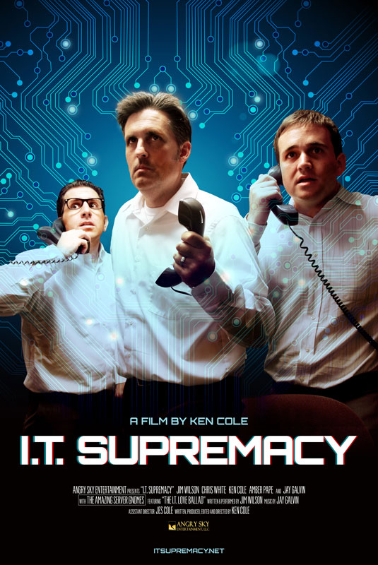 IT Supremacy Poster